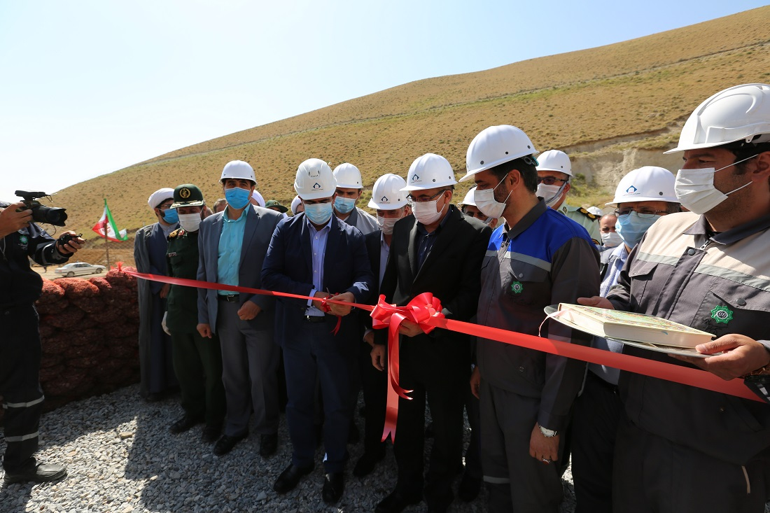 Angoran underground mine opened without reliance on foreigners / IMIDRO pursues development of local employment in provinces