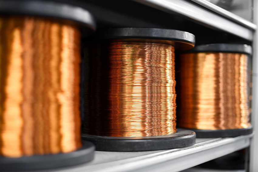 Global Copper Output up %4.2 in 4 Months