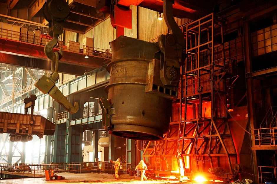 DRI Exports Surges %569/Steel Products up 104% in 4 Months